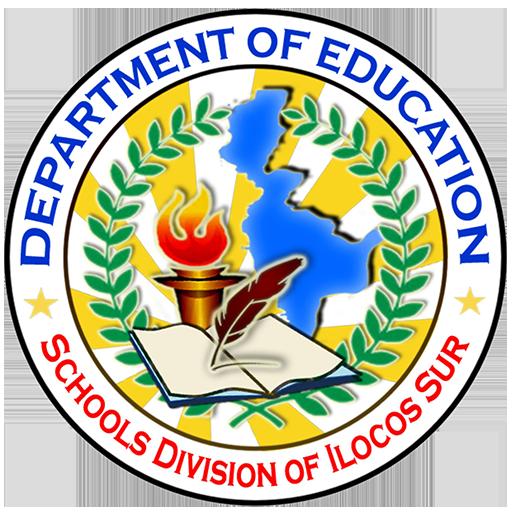 DepEd-Schools Division of Ilocos Sur Official Logo